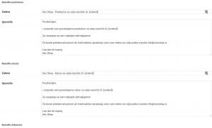 Quibi - elektronsko poslovanje - dokumenti